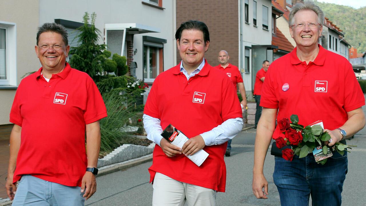 Rundgang durch die Aue mit Andreas Philippi, Marcel Riethig und Thomas Gans